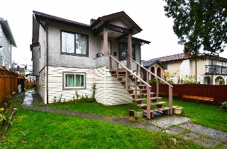 Main Photo: 4293 PERRY Street in Vancouver: Knight House for sale (Vancouver East)  : MLS(r) # R2125636