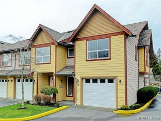 Main Photo: 12 172 Belmont Road in VICTORIA: Co Colwood Corners Townhouse for sale (Colwood)  : MLS® # 374699