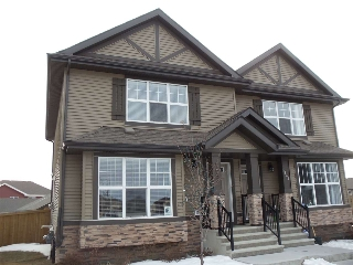 Main Photo: 5645 19 A Avenue SW in Edmonton: Zone 53 House Half Duplex for sale : MLS(r) # E4053918