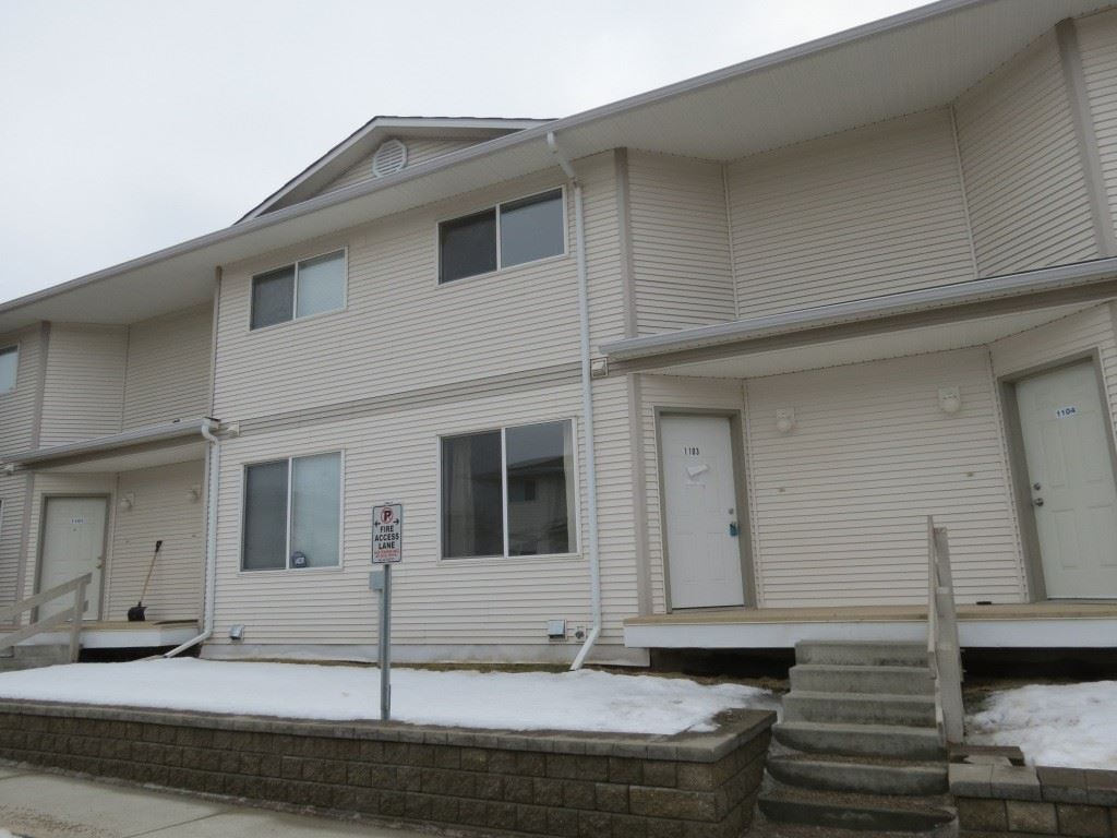 Main Photo: 1103 610 King Street: Spruce Grove Townhouse for sale : MLS(r) # E4058943