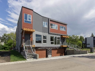 Main Photo: 20 SYLVANCROFT in Edmonton: Zone 07 House Half Duplex for sale : MLS(r) # E4060375
