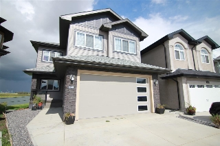 Main Photo: 195 Albany Drive in Edmonton: Zone 27 House for sale : MLS(r) # E4061621