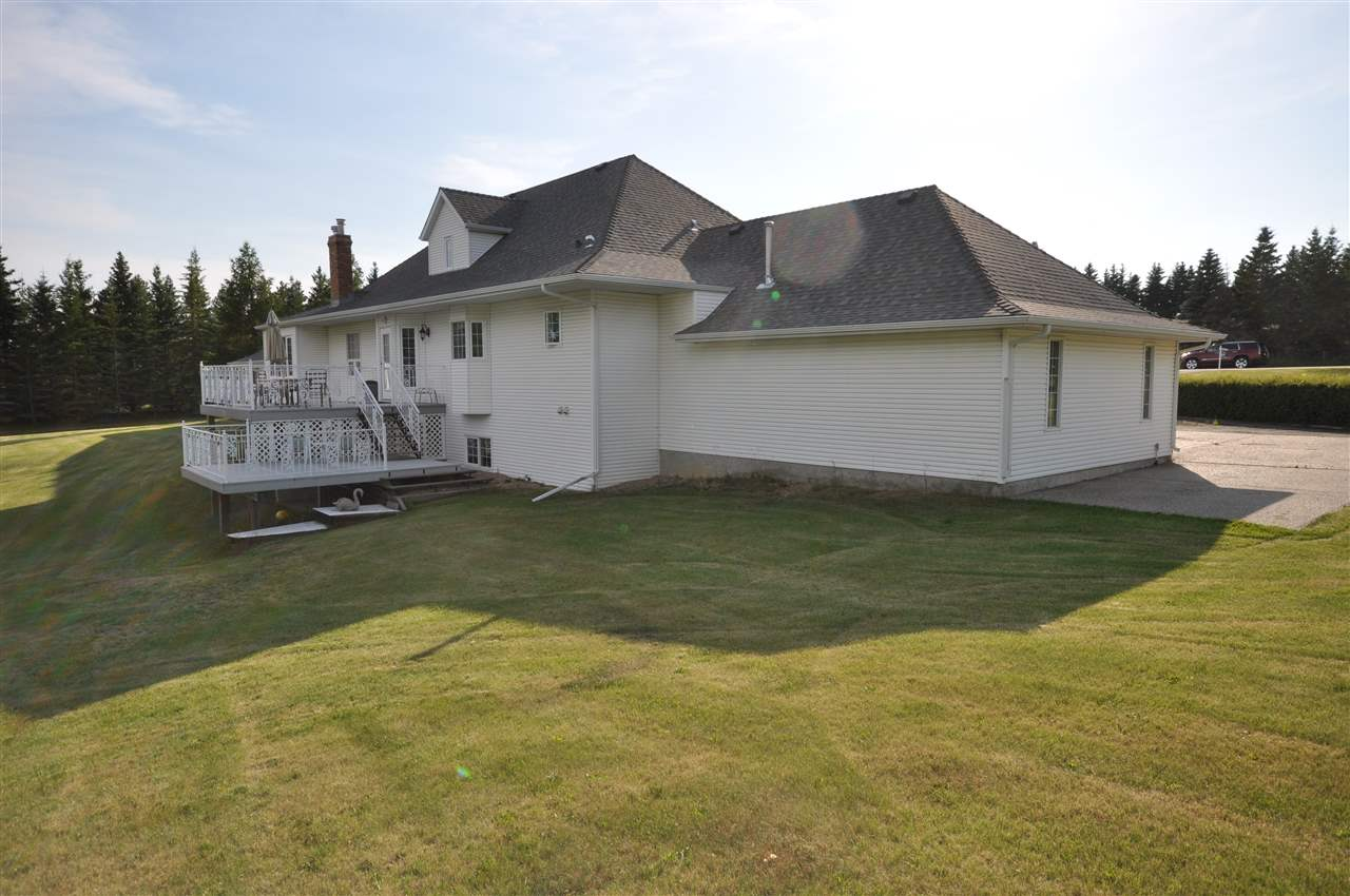 Photo 2: 41 Marshall Place: Rural Sturgeon County House for sale : MLS® # E4063055