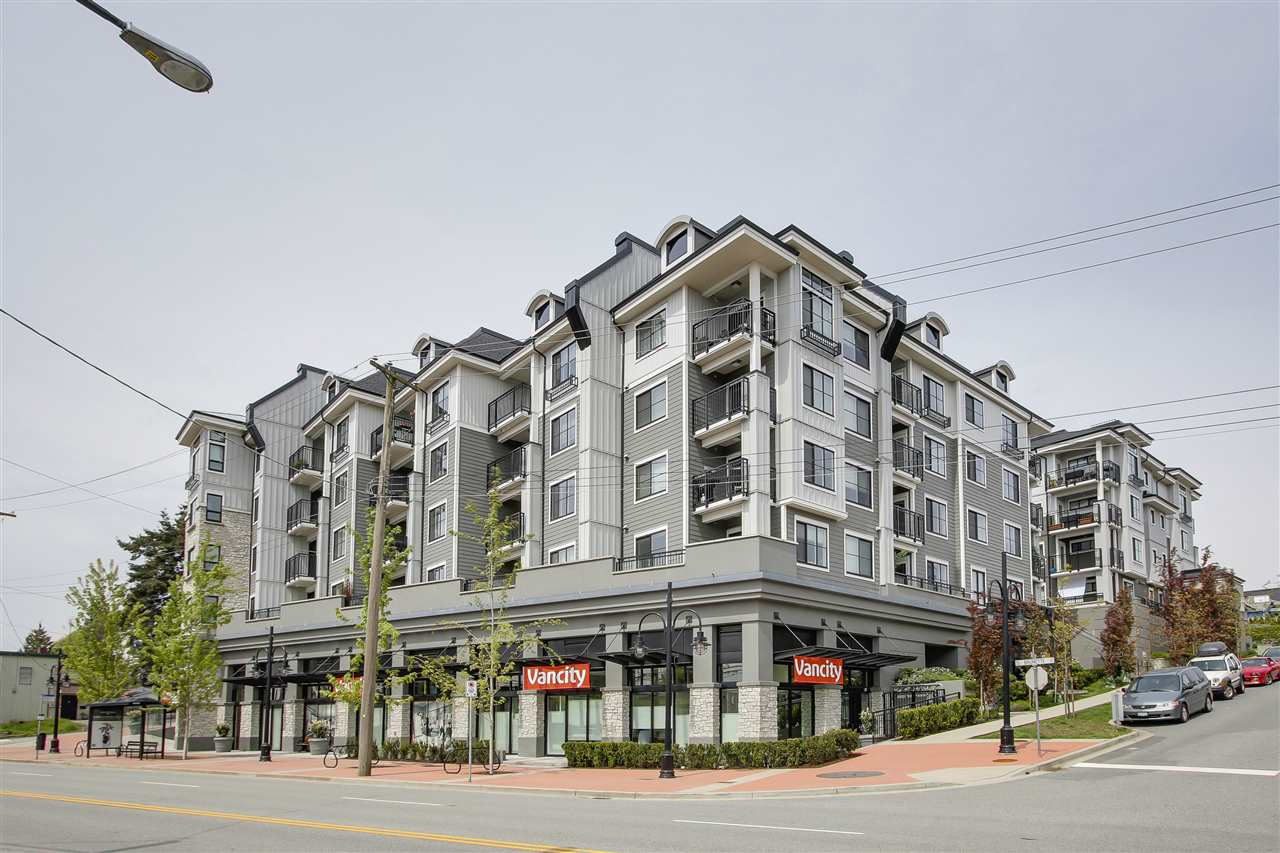 "Main Photo: 203 202 LEBLEU Street in Coquitlam: Maillardville Condo for sale in ""MACKIN PARK"" : MLS(r) # R2174150"