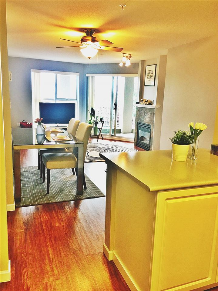 "Main Photo: 307 519 TWELFTH Street in New Westminster: Uptown NW Condo for sale in ""KINGSGATE"" : MLS(r) # R2177472"