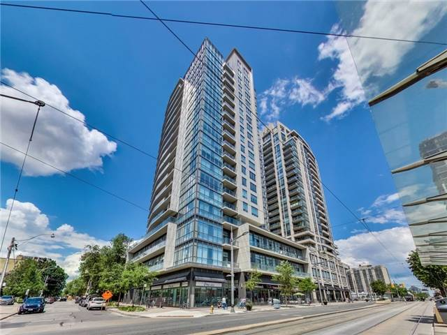 Main Photo: 1708 530 St Clair Avenue in Toronto: Forest Hill South Condo for lease (Toronto C03)  : MLS(r) # C3852510