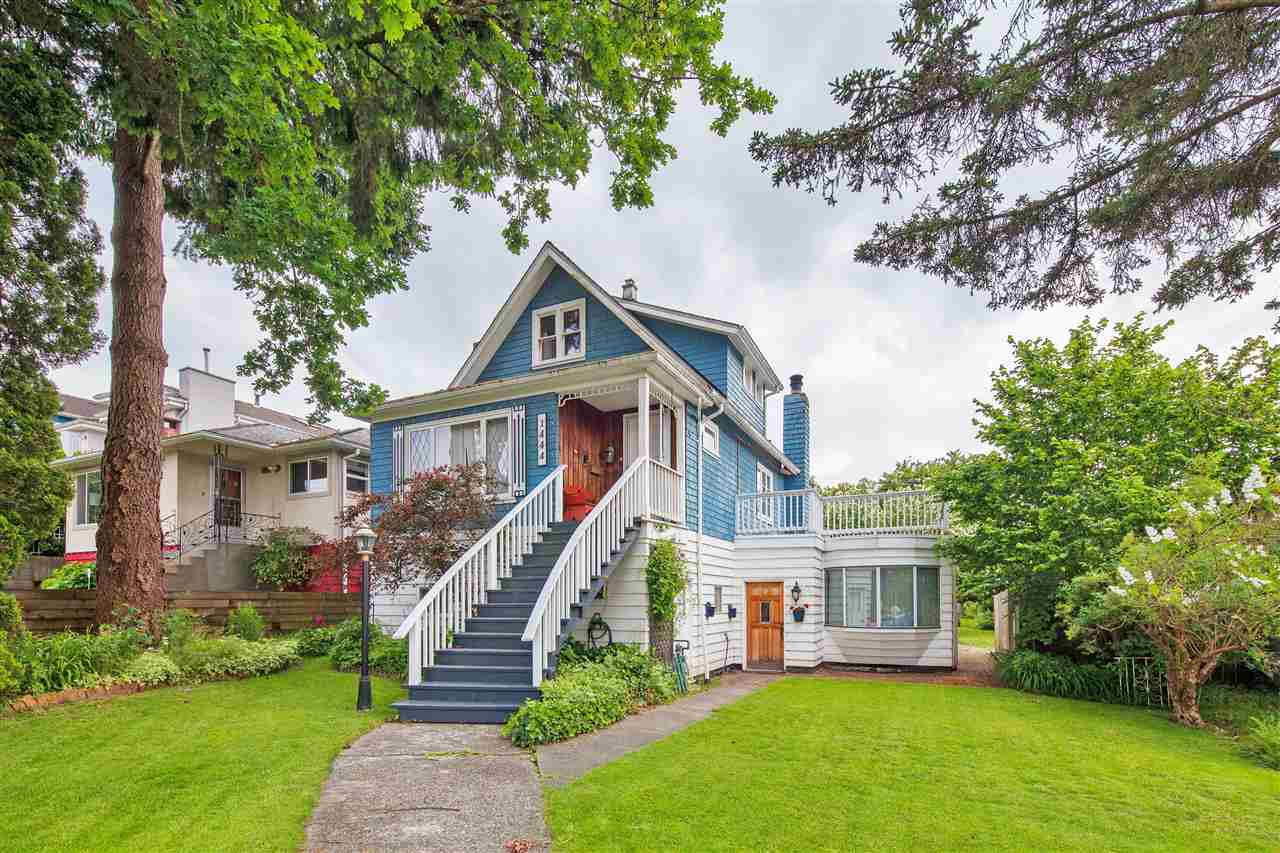 Main Photo: 1444 E 30TH Avenue in Vancouver: Knight House for sale (Vancouver East)  : MLS(r) # R2182706