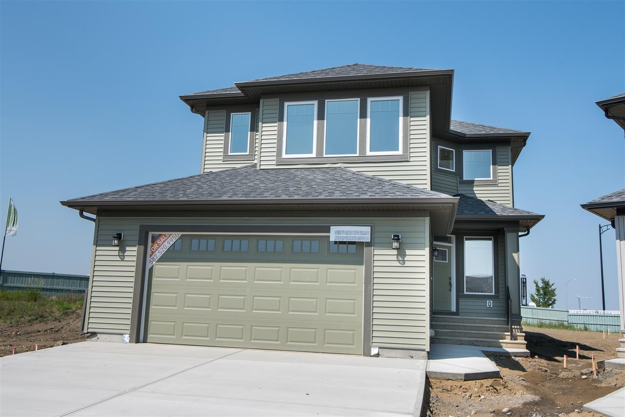 Main Photo: 1307 165 Street in Edmonton: Zone 56 House for sale : MLS® # E4074195