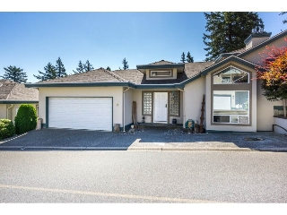 "Main Photo: 19 8590 SUNRISE Drive in Chilliwack: Chilliwack Mountain Townhouse for sale in ""Maple Hills"" : MLS® # R2193379"