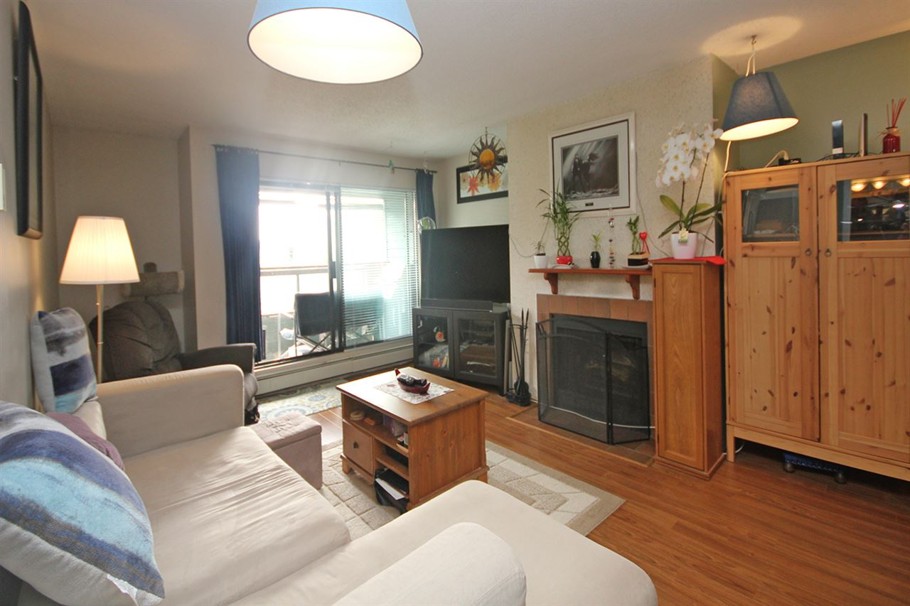 "Photo 6: 306 8591 WESTMINSTER Highway in Richmond: Brighouse Condo for sale in ""LANSDOWNE GROVE"" : MLS® # R2195672"