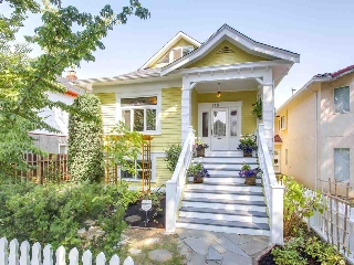 "Main Photo: 1761 E 13TH Avenue in Vancouver: Grandview VE House for sale in ""THE DRIVE"" (Vancouver East)  : MLS® # R2202018"