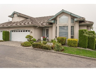 "Main Photo: 40 3555 BLUE JAY Street in Abbotsford: Abbotsford West Townhouse for sale in ""Slater Ridge Estates"" : MLS® # R2203294"