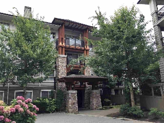 "Main Photo: 201 2966 SILVER SPRINGS Boulevard in Coquitlam: Westwood Plateau Condo for sale in ""TAMARISK AT SILVER SPRINGS"" : MLS® # R2206817"