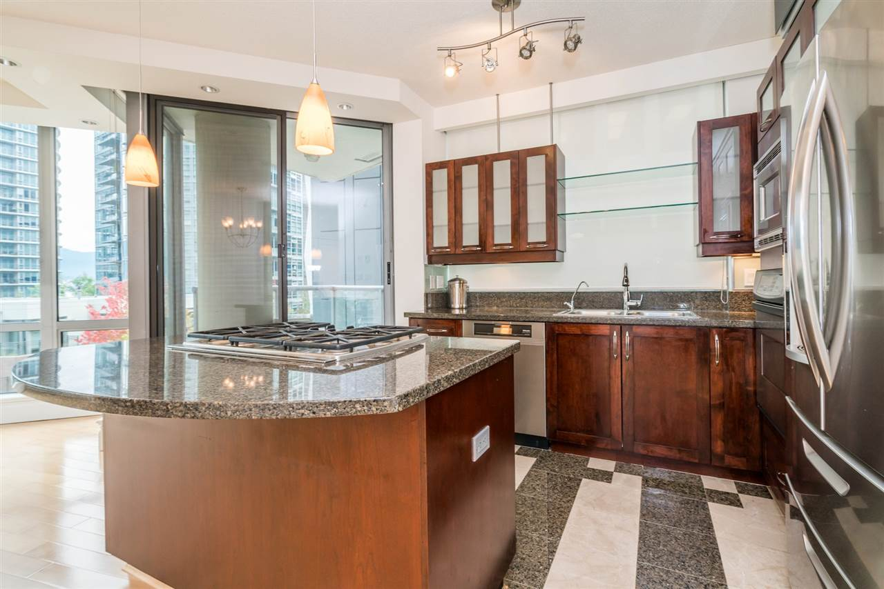 "Main Photo: 301 1228 W HASTINGS Street in Vancouver: Coal Harbour Condo for sale in ""PALLADIO"" (Vancouver West)  : MLS®# R2210672"