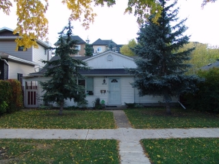Main Photo: 8727 83 Avenue in Edmonton: Zone 18 House for sale : MLS® # E4083818