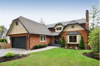 "Main Photo: 839 164 Street in Surrey: King George Corridor House for sale in ""McNalley Creek"" (South Surrey White Rock)  : MLS® # R2221602"