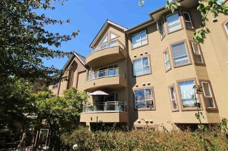 "Main Photo: 203 2285 PITT RIVER Road in Port Coquitlam: Central Pt Coquitlam Condo for sale in ""Shaugnessy Manor"" : MLS® # R2239079"