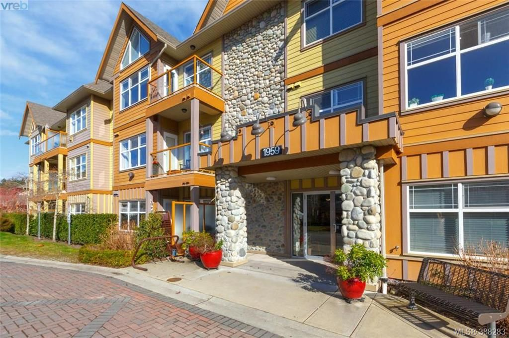 Two bedroom unit nestled in a popular Saanichton neighbourhood