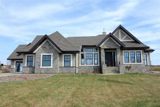 Main Photo: 204 Riverview Way: Rural Sturgeon County House for sale : MLS®# E4102705