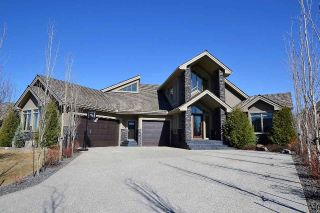 Main Photo: 42 Riverstone Close: Rural Sturgeon County House for sale : MLS®# E4114375