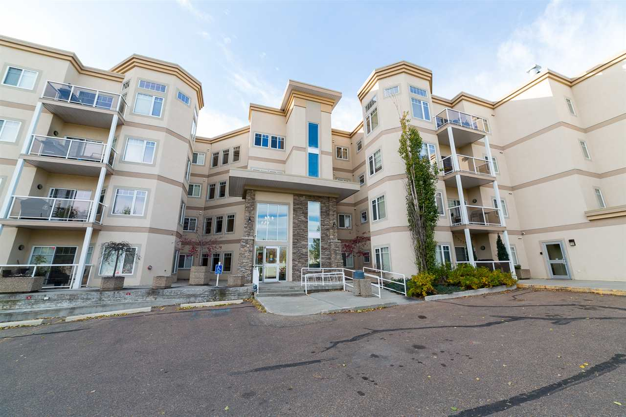 Main Photo: 403 5 GATE Avenue: St. Albert Condo for sale : MLS®# E4116401