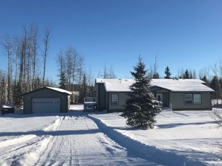"Main Photo: 13039 HUNTER'S Lane: Charlie Lake Manufactured Home for sale in ""BEN'S SUBDIVISION"" (Fort St. John (Zone 60))  : MLS®# R2298244"