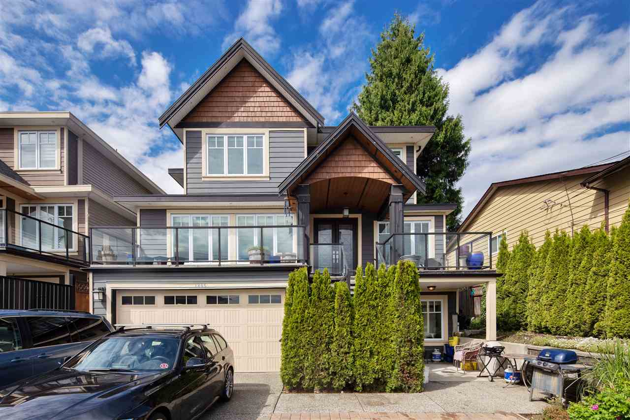 FEATURED LISTING: 1205 HAMMOND Avenue Coquitlam
