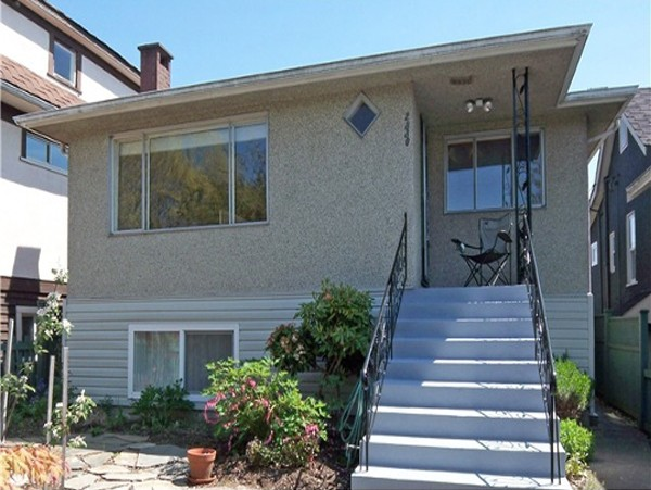 Main Photo: 2330 GARDEN Drive in Vancouver: Grandview VE House for sale (Vancouver East)  : MLS® # V890184