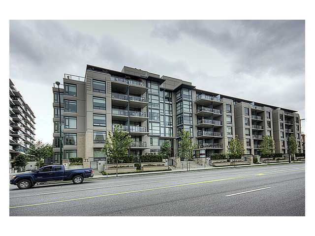 "Main Photo: 215 750 W 12TH Avenue in Vancouver: Fairview VW Condo for sale in ""TAPESTRY"" (Vancouver West)  : MLS®# V895142"