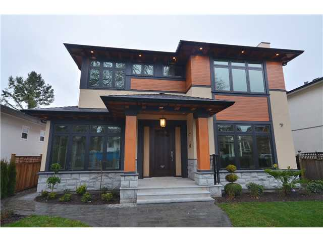 Main Photo: 3538 42ND West Avenue in Vancouver: Southlands House for sale (Vancouver West)  : MLS®# V987261