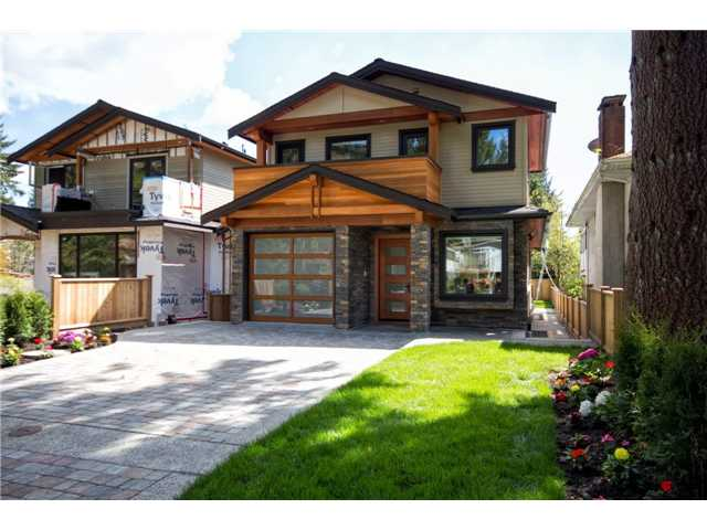 Main Photo: 1075 CANYON Boulevard in North Vancouver: Canyon Heights NV House for sale : MLS® # V1004304