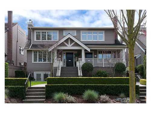 Main Photo: 1878 14TH Ave W in Vancouver West: Kitsilano Home for sale ()  : MLS® # V942627