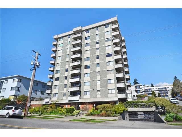 Main Photo: 804 47 AGNES Street in New Westminster: Downtown NW Condo for sale : MLS® # V1054590
