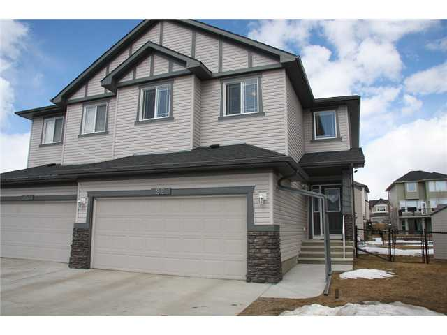 Main Photo: 22 DRAKE LANDING Mews: Okotoks Residential Attached for sale : MLS® # C3607454