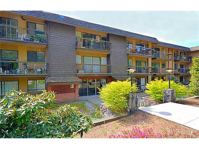 Main Photo: 316 1000 KING ALBERT Avenue in Coquitlam: Central Coquitlam Condo for sale : MLS® # V1061720