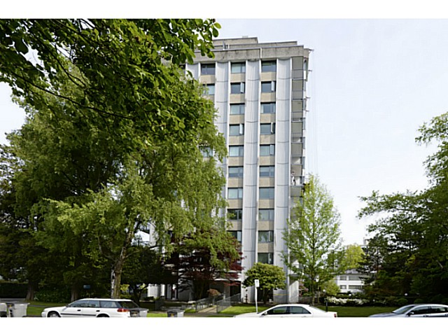 Main Photo: # 1102 2165 W 40TH AV in Vancouver: Kerrisdale Condo for sale (Vancouver West)  : MLS® # V1063365