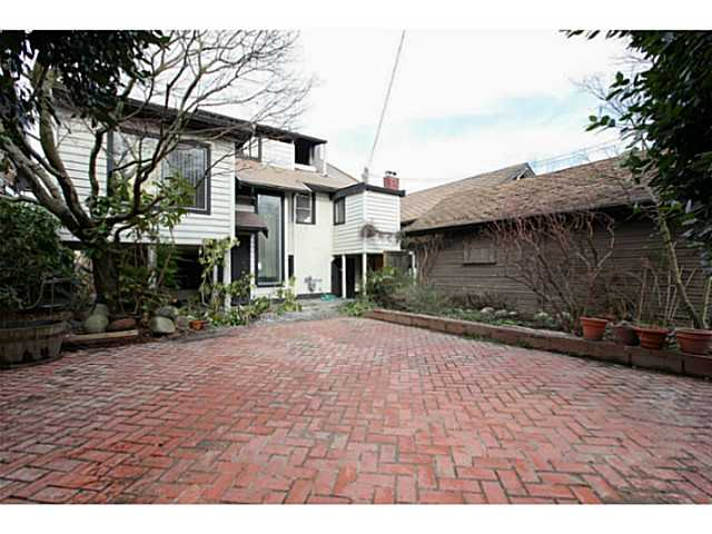 Photo 14: 1826 W 12TH Avenue in Vancouver: Kitsilano House for sale (Vancouver West)  : MLS® # V1106697