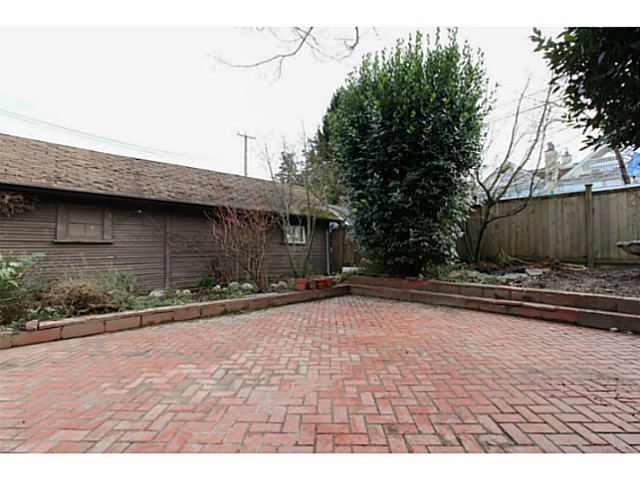 Photo 13: 1826 W 12TH Avenue in Vancouver: Kitsilano House for sale (Vancouver West)  : MLS® # V1106697
