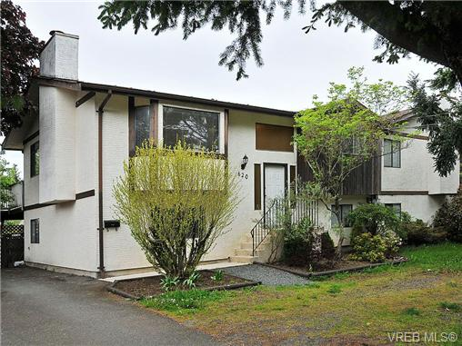 Main Photo: 620 Treanor Avenue in VICTORIA: La Thetis Heights Strata Duplex Unit for sale (Langford)  : MLS® # 357496
