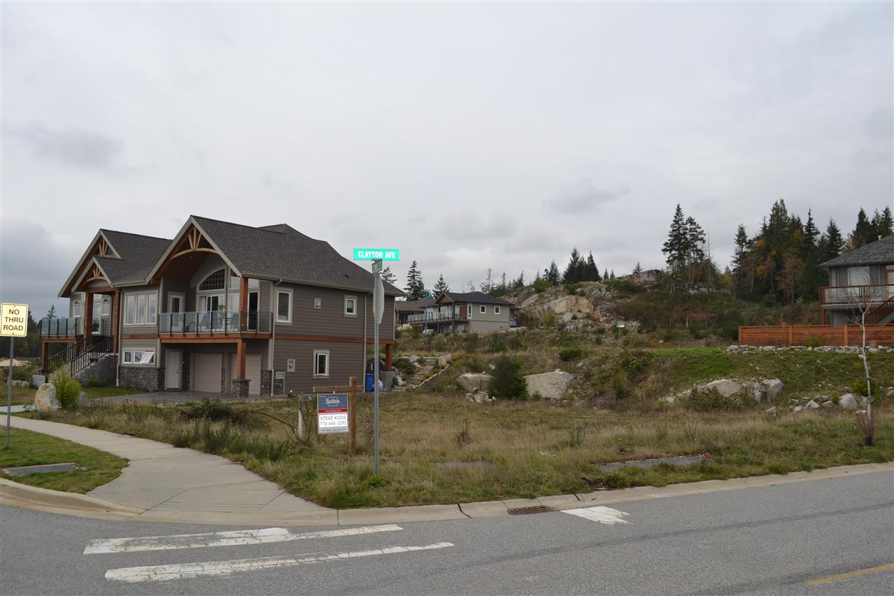 "Main Photo: Lot 43 COWRIE STREET in Sechelt: Sechelt District Home for sale in ""Trail Bay Estates"" (Sunshine Coast)  : MLS®# R2012750"