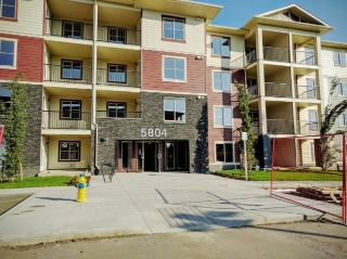 Main Photo: 312 5804 Mullen Place in Edmonton: Zone 14 Condo for sale : MLS(r) # E4033617