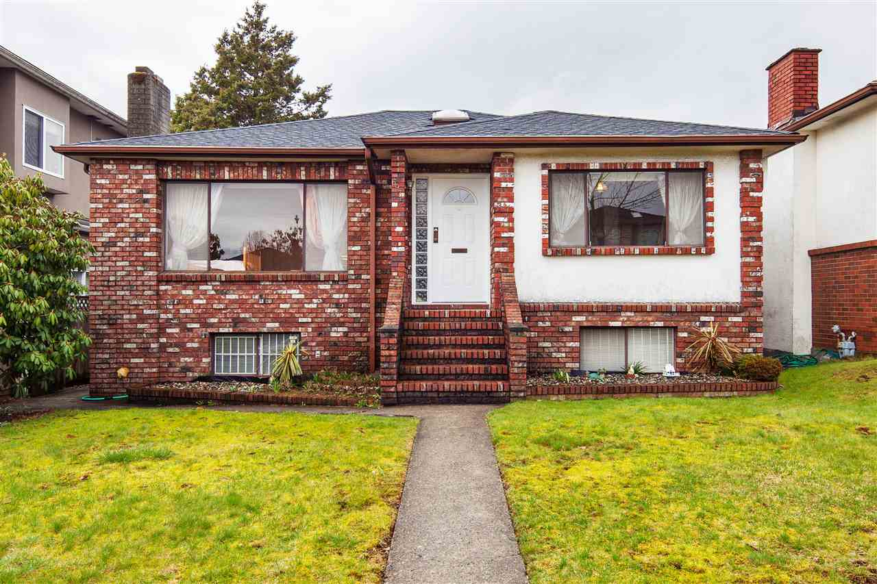 Main Photo: 6935 LANARK Street in Vancouver: Knight House for sale (Vancouver East)  : MLS(r) # R2147808
