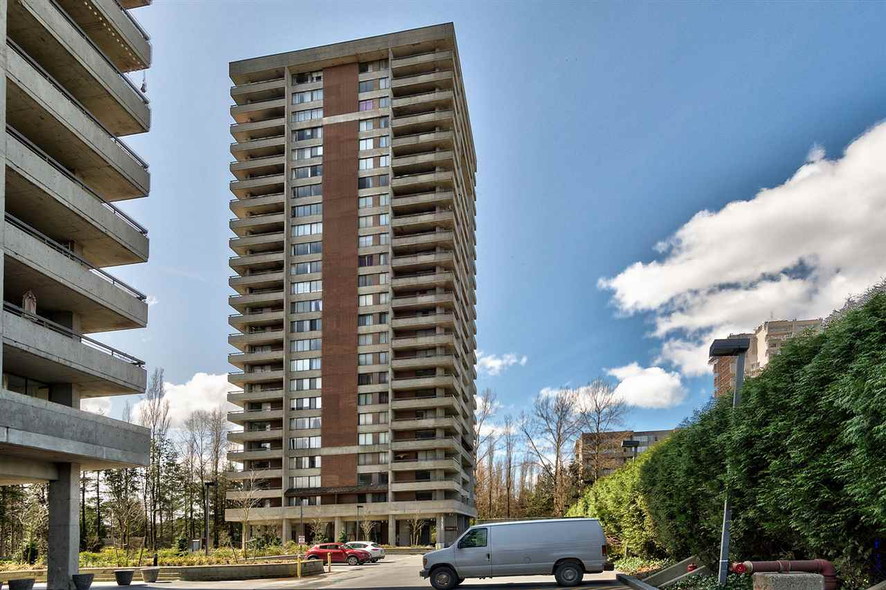 "Main Photo: 1505 3737 BARTLETT Court in Burnaby: Sullivan Heights Condo for sale in ""TIMBERLEA"" (Burnaby North)  : MLS(r) # R2155844"