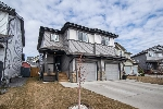 Main Photo: 11534 18A Avenue in Edmonton: Zone 55 House Half Duplex for sale : MLS(r) # E4059960