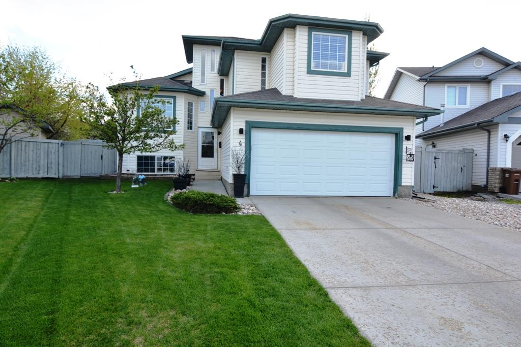 Main Photo: 4 HORTON Court: St. Albert House for sale : MLS(r) # E4061997