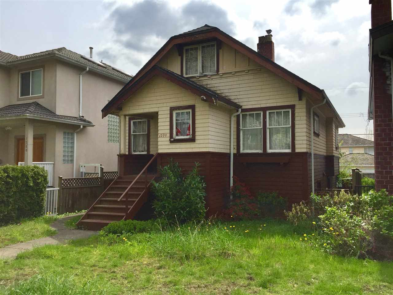 Main Photo: 1590 W 65TH Avenue in Vancouver: S.W. Marine House for sale (Vancouver West)  : MLS® # R2166794
