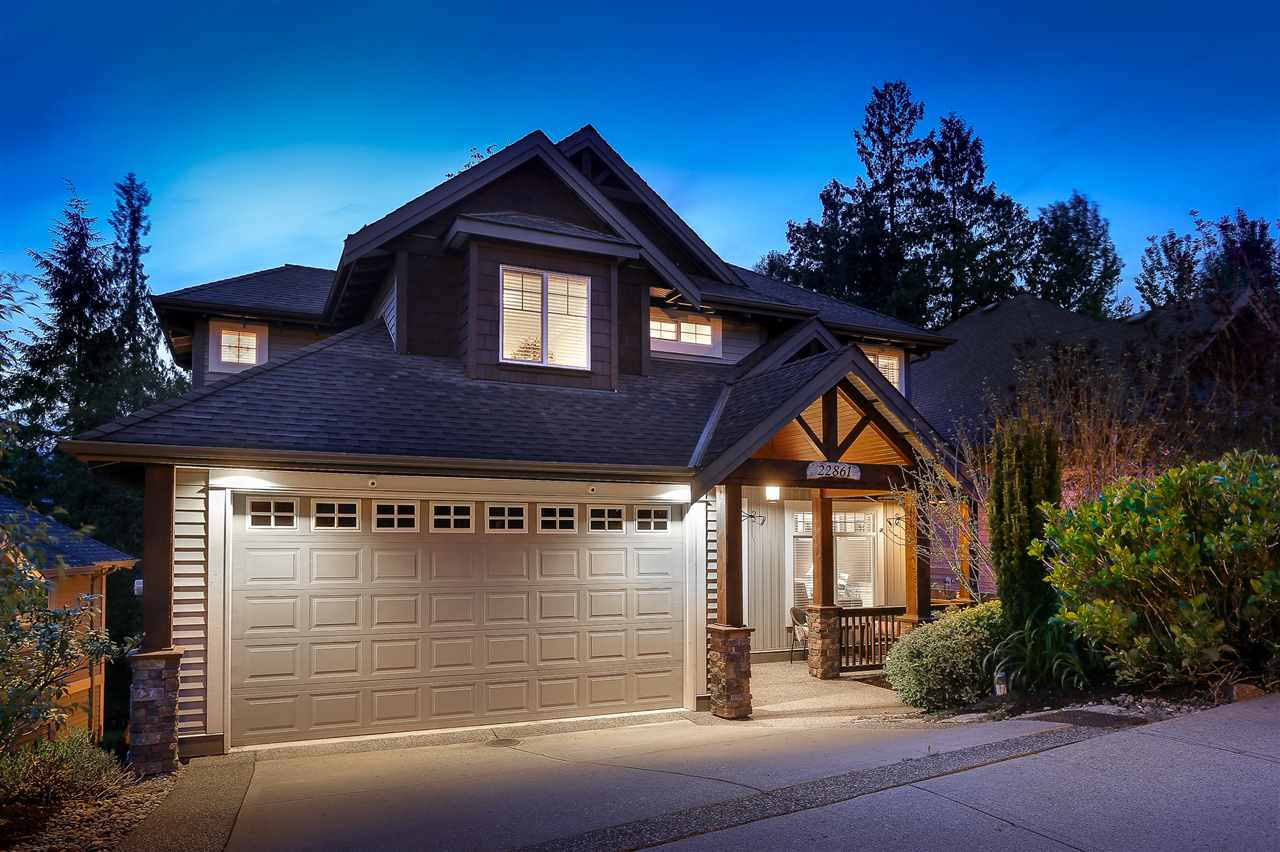 Main Photo: 22861 FOREMAN Drive in Maple Ridge: Silver Valley House for sale : MLS® # R2167026