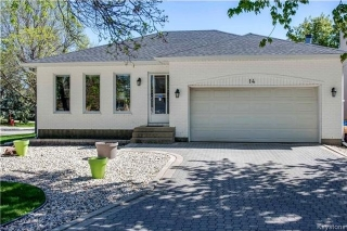 Main Photo: 14 Easy Street in Winnipeg: Normand Park Residential for sale (2C)  : MLS® # 1712647