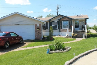 Main Photo: 37 Crystal Crescent NW in Edmonton: Zone 42 Mobile for sale : MLS(r) # E4068686