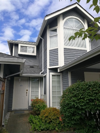 Main Photo: 1625 AUGUSTA Avenue in Burnaby: Simon Fraser Univer. Townhouse for sale (Burnaby North)  : MLS(r) # R2189540